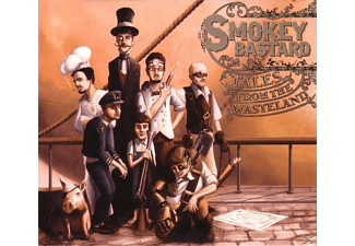 Smokey Bastard - Tales From The Wasteland [CD]