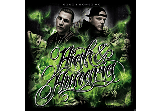 Gzuz & Bonez Mc - High & Hungrig [CD]