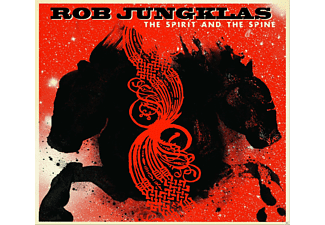 Rob Jungklas - The Spirit And The Spine - (CD)