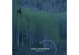 Lydia Ainsworth - Right From Real - (Vinyl)