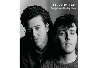 Tears For Fears - Songs From The Big Chair (Audio Blu-Ray) - (Blu-ray Audio)