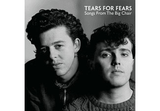 Tears For Fears - Songs From The Big Chair  (Kopie) [CD]