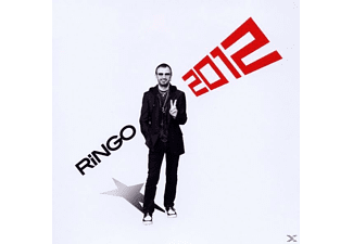 Ringo Starr - Ringo 2012 - (CD + DVD Video)
