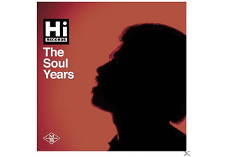 VARIOUS - Hi Records: The Soul Years - (CD)