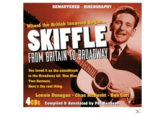 VARIOUS - Skiffle-From Britain To Broadway - (CD)