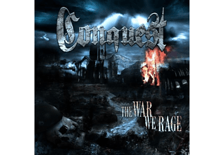 Conquest - The War We Rage - (CD)
