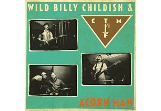 Wild Billy & Ctmf Childish - Acorn Man - (CD)