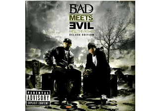 Bad Meets Evil - HELL - THE SEQUEL (DELUXE EDT.) - (CD)