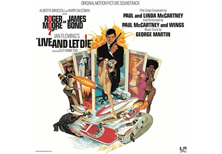 OST/VARIOUS, VARIOUS - Live And Let Die (007 Ost) (Remastered) [Vinyl]