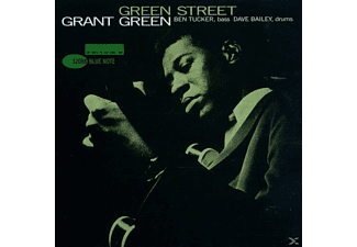 Grant Green - GREEN STREET (+ 2 BONUS TRACKS) - (CD)