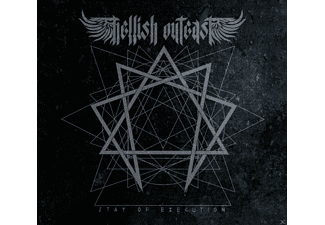 Hellish Outcast - Stay Of Execution [CD]