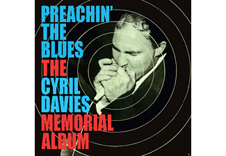 VARIOUS - Preachin' The Blues - The Cyril Davis Memorial Album - (CD)