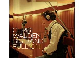 Chris Walden Big Band - Full-On - (CD)
