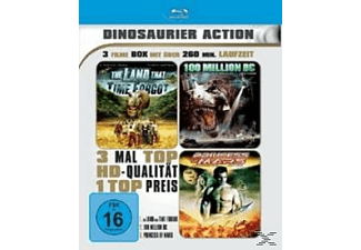 DINOSAURIER ACTION (METALLBOX-EDITION) [Blu-ray]