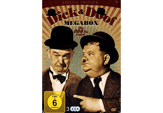 DICK & DOOF MEGABOX (LIM. METALL-BOX) - (DVD)
