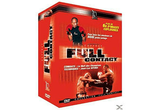 FULL CONTACT (BOX) - (DVD)