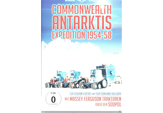 COMMONWEALTH ANTARKTIS EXPEDITION 1954-58 - (DVD)