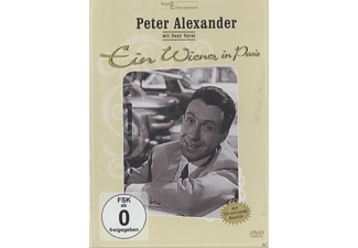 Peter Alexander - Ein Wiener in Paris - (DVD)