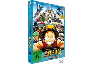 One Piece - 4. Film - Das Dead End Rennen [DVD]