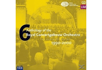 Dutoit, Chailly, Boulez, Rco - Anthologie Du Royal Concertgebouw Orchestra Vol. 6 - (CD)
