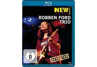 Robben Ford - THE PARIS CONCERT - REVISITED [Blu-ray]