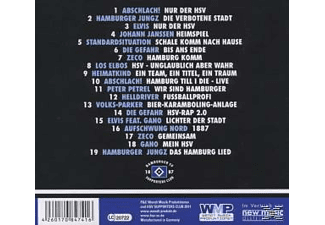 Hsv Supporters Sampler - Volkspark Calling Vol.2 [CD]