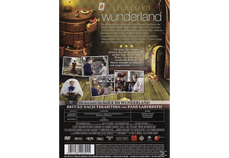phoebe im wunderland science fiction fantasy dvd mediamarkt. Black Bedroom Furniture Sets. Home Design Ideas