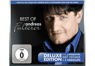 Andreas Fulterer - Best Of - Deluxe Edition - (DVD + CD)