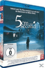 5 CENTIMETERS PER SECOND - (Blu-ray) - broschei