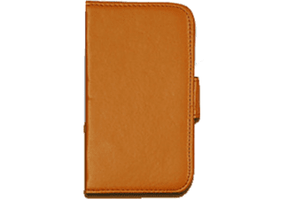 IWILL DSS409 Samsung Galaxy S4 Leather Case Kahverengi