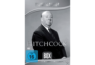 HITCHCOCK BOX [DVD]