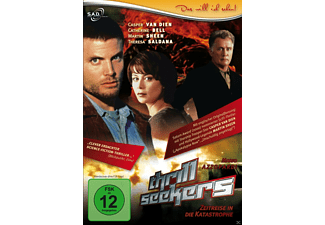 THRILL SEEKERS - ZEITREISE IN DIE KATASTROPHE [DVD]