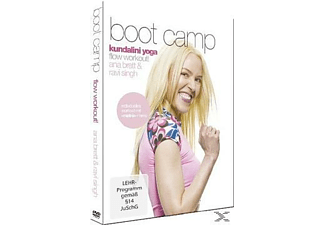 BOOT CAMP - KUNDALINI YOGA - (DVD)