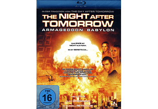 THE NIGHT AFTER TOMORROW - ARMAGEDDON BABYLON [Blu-ray]