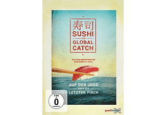 SUSHI-THE GLOBAL CATCH [DVD]