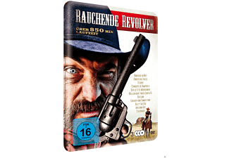 RAUCHENDE REVOLVER (WESTERN-EDITION/METALLBOX) - (DVD)