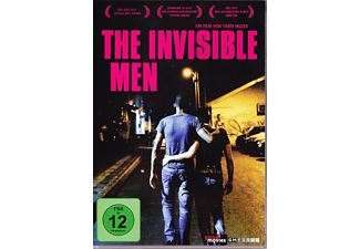 THE INVISIBLE MEN - (DVD)