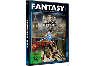 FANTASY (DOUBLE FEATURE) - (DVD)