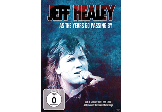 Jeff Healey - As The Years Go Passing By - Live In Germany - (DVD)