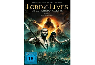 LORD OF THE ELVES-DAS ZEITALTER DER HALBLINGE [DVD]