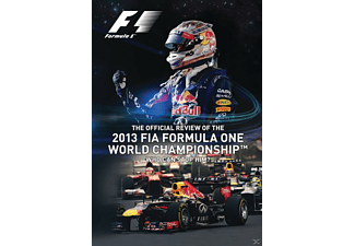 The Official Review of the 2013 FIA [DVD]
