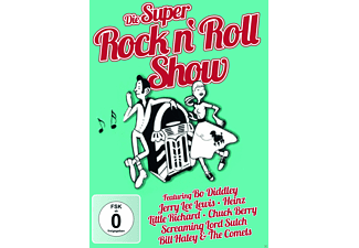 VARIOUS - Die Super Rock'n  Roll Show - (DVD)