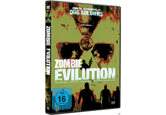ZOMBIE EVOLUTION - (DVD)