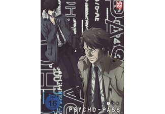 Psycho-Pass - Vol. 2 - (DVD)