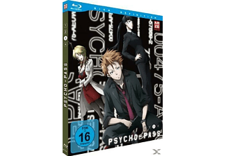 Psycho-Pass - Vol. 3 Episode 13-17 - (Blu-ray)