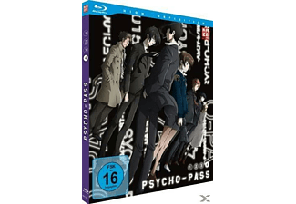 Psycho-Pass - Vol. 4 Episode 18-22 - (Blu-ray)