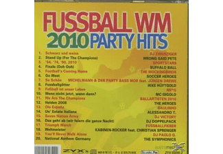 VARIOUS - Fussball-Party Hits [CD]