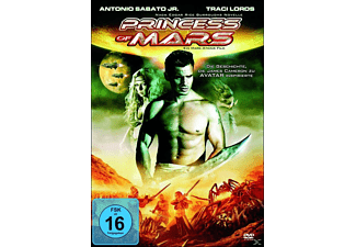 PRINCESS OF MARS [DVD]