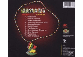Famara - Double Culture - (CD)