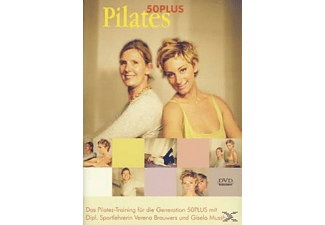 PILATES - 50 PLUS - (DVD)